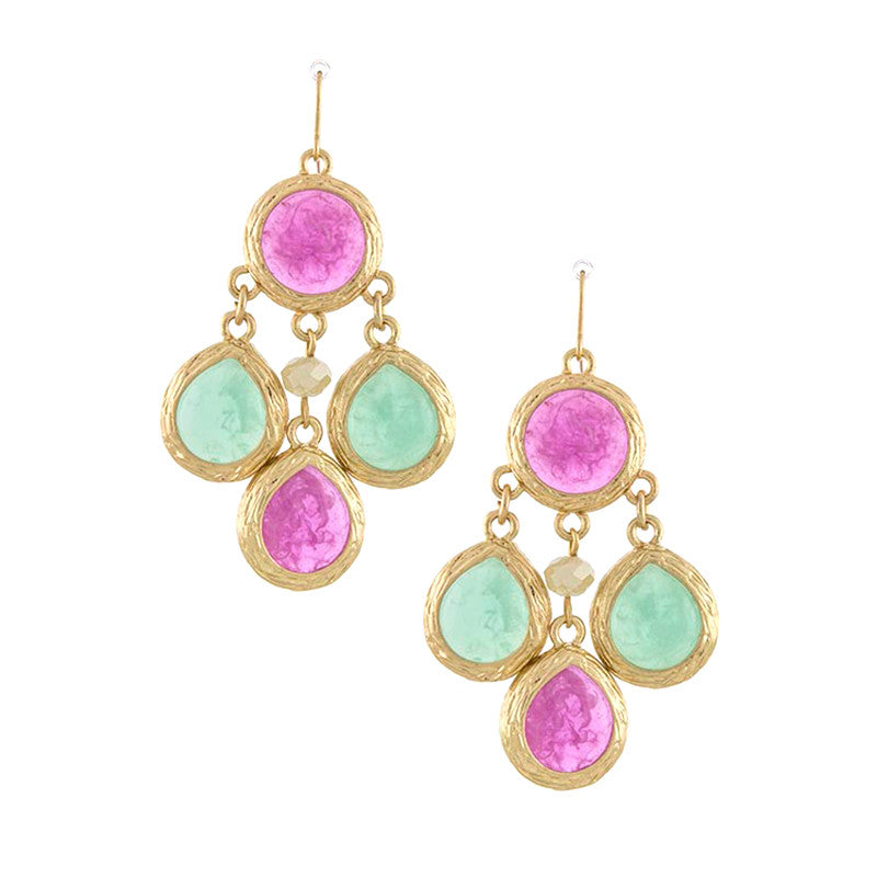 Flare Earrings - Jewelry Buzz Box  - 1