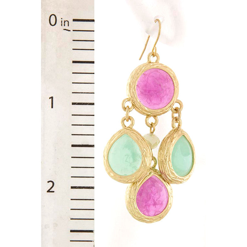 Flare Earrings - Jewelry Buzz Box  - 2