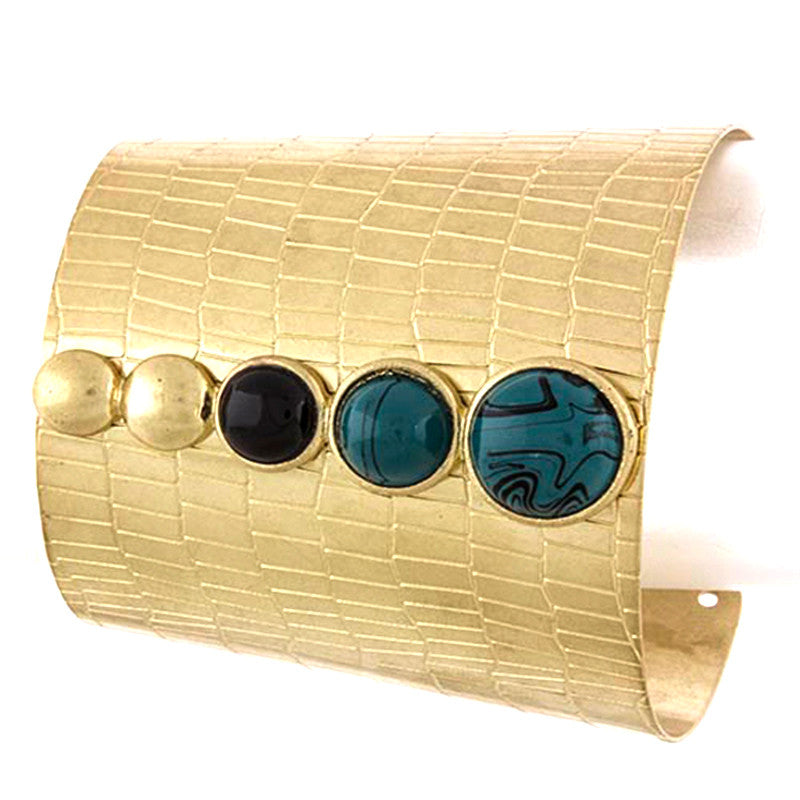Gladiator Cuff - Jewelry Buzz Box  - 1