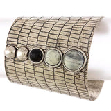 Gladiator Cuff - Jewelry Buzz Box  - 2