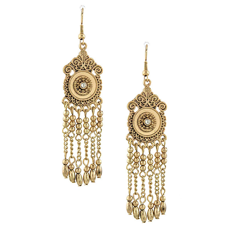 Exquisite Drop Earrings - Jewelry Buzz Box  - 1