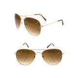 Pilot Jones Sunglasses - Jewelry Buzz Box  - 1