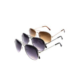 Pilot Jones Sunglasses - Jewelry Buzz Box  - 3