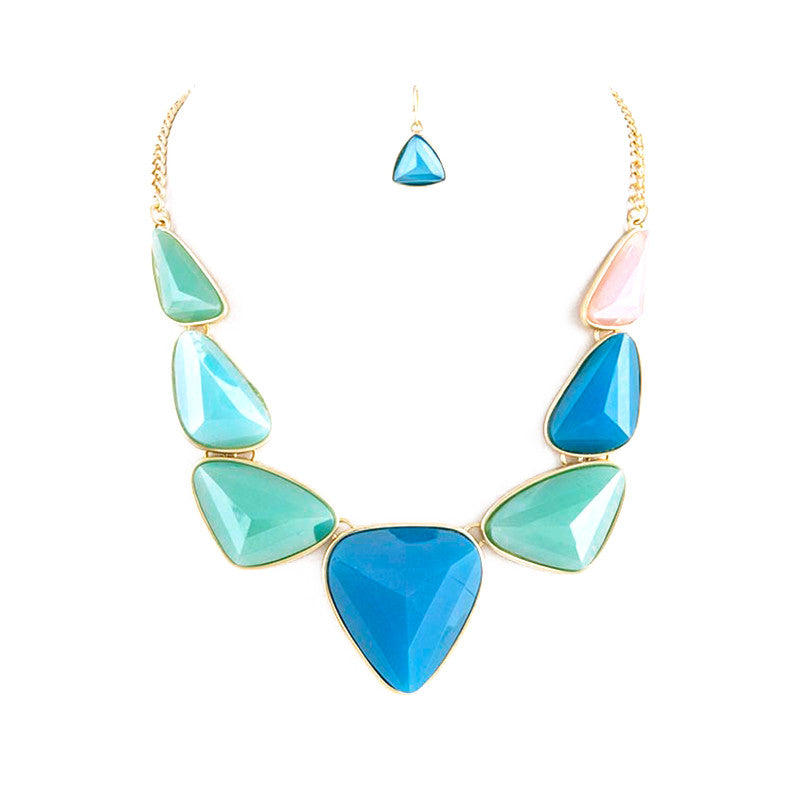 Pop Necklace - Jewelry Buzz Box  - 1