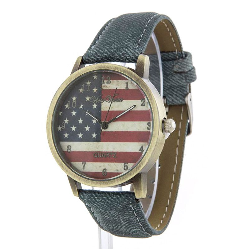 American Flag Watch - Jewelry Buzz Box  - 2
