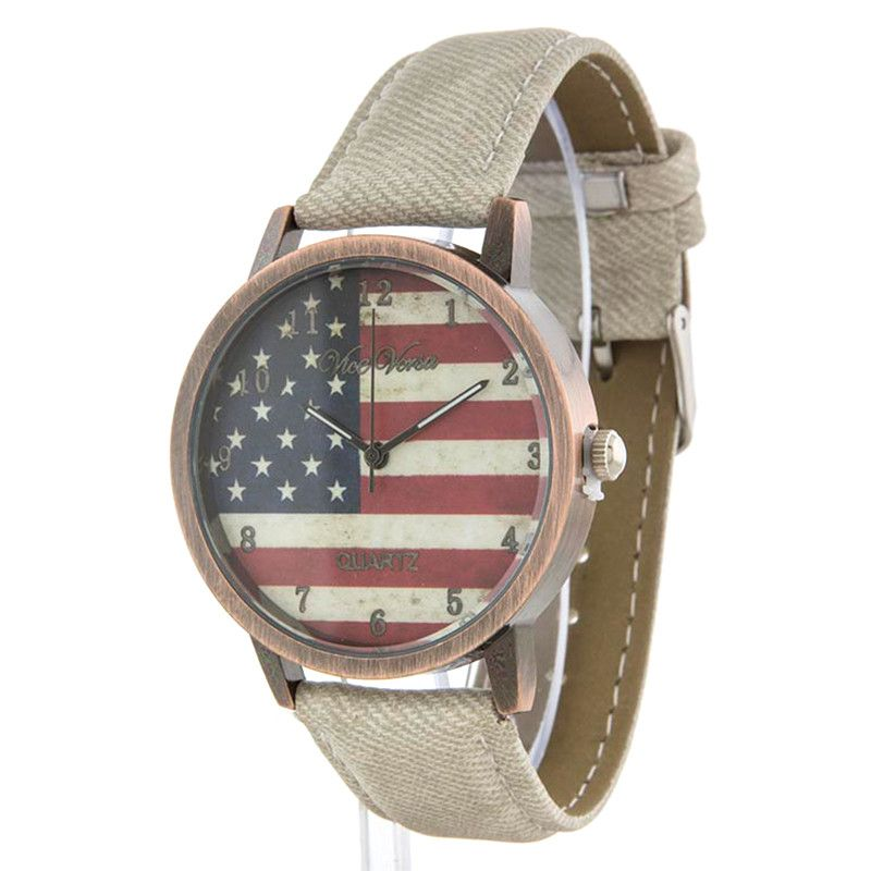 American Flag Watch - Jewelry Buzz Box  - 3