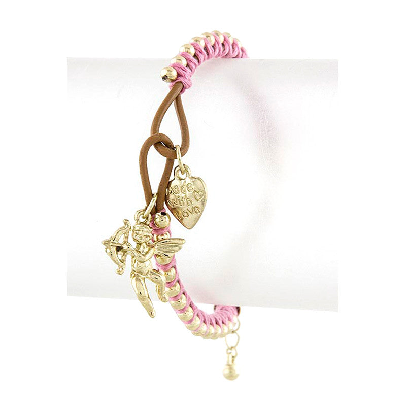 Cupid Bracelet - Jewelry Buzz Box  - 5