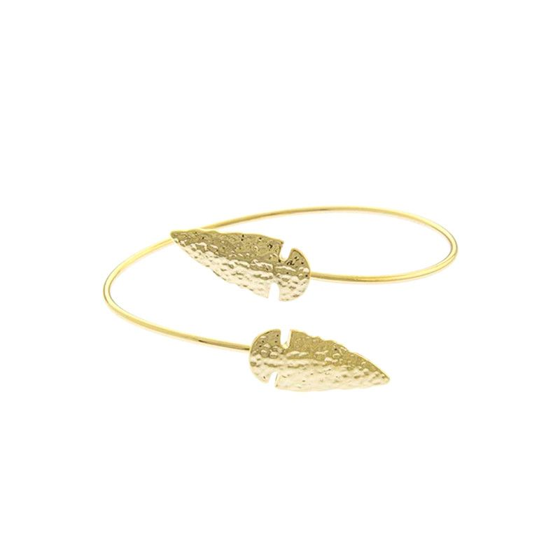 Arrowhead Tip Arm Cuff - Jewelry Buzz Box  - 2