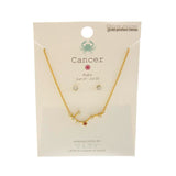 Horoscope Necklace Set - Jewelry Buzz Box  - 17