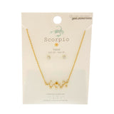 Horoscope Necklace Set - Jewelry Buzz Box  - 14