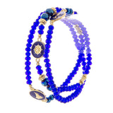 Nautical  Stretch Bracelet Wrap - Jewelry Buzz Box  - 1