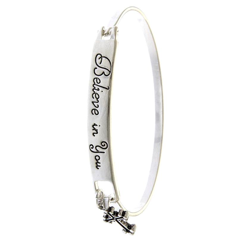 Believe In You Bracelet - Jewelry Buzz Box  - 2