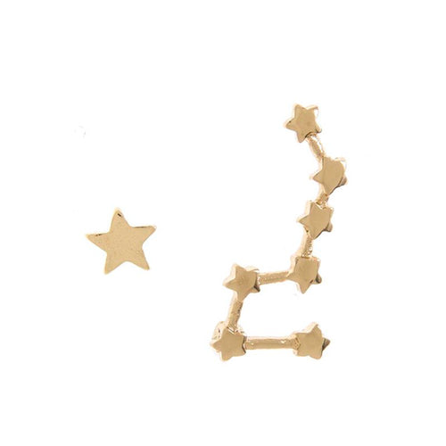 Analogous Star Earrings - Jewelry Buzz Box  - 1