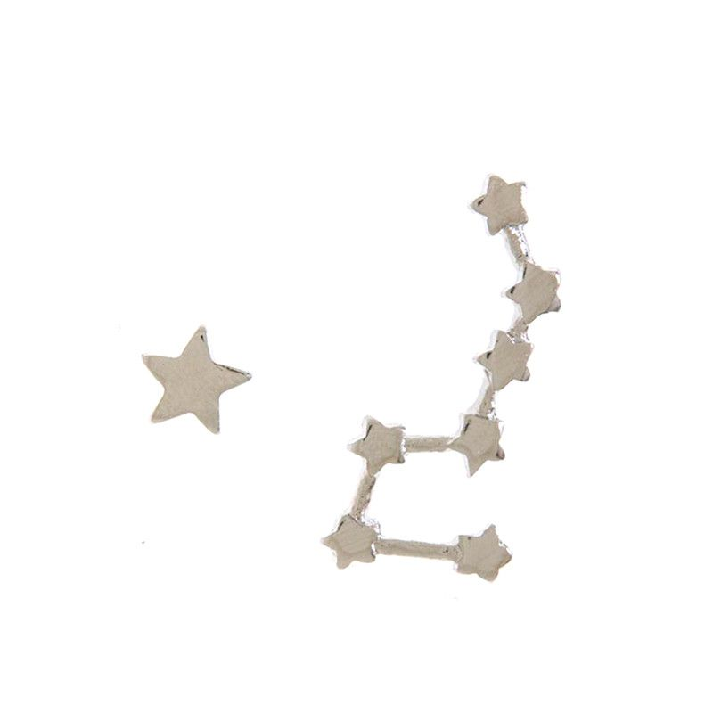 Analogous Star Earrings - Jewelry Buzz Box  - 2