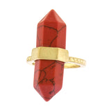 Gem Bolt Ring - Jewelry Buzz Box  - 4