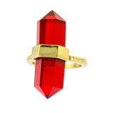 Gem Bolt Ring - Jewelry Buzz Box  - 1