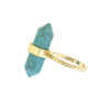 Gem Bolt Ring - Jewelry Buzz Box  - 7