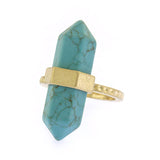 Gem Bolt Ring - Jewelry Buzz Box  - 5