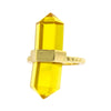 Gem Bolt Ring - Jewelry Buzz Box  - 3