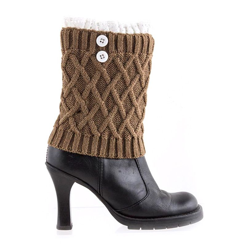 Button Boot Legwarmer - Jewelry Buzz Box  - 1