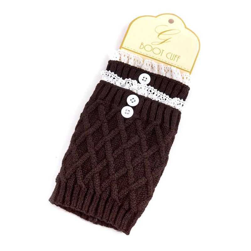 Button Boot Legwarmer - Jewelry Buzz Box  - 5