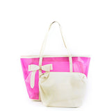 Dainty Bow Tote Bag - Jewelry Buzz Box  - 2