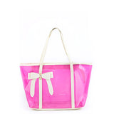 Dainty Bow Tote Bag - Jewelry Buzz Box  - 1