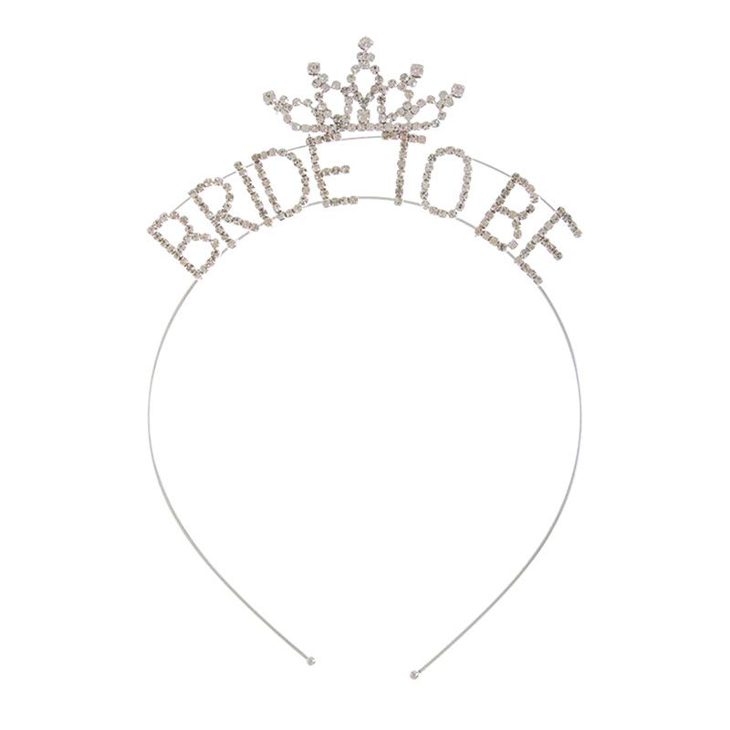 Bride To Be Headband - Jewelry Buzz Box