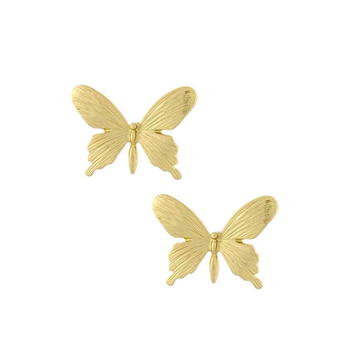 Butterfly Flutter Earrings - Jewelry Buzz Box  - 2
