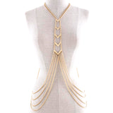 Exquisite Body Chain - Jewelry Buzz Box  - 1