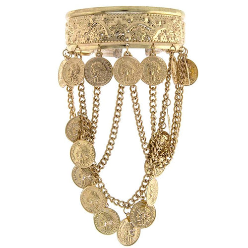 Athena Arm Cuff - Jewelry Buzz Box  - 1