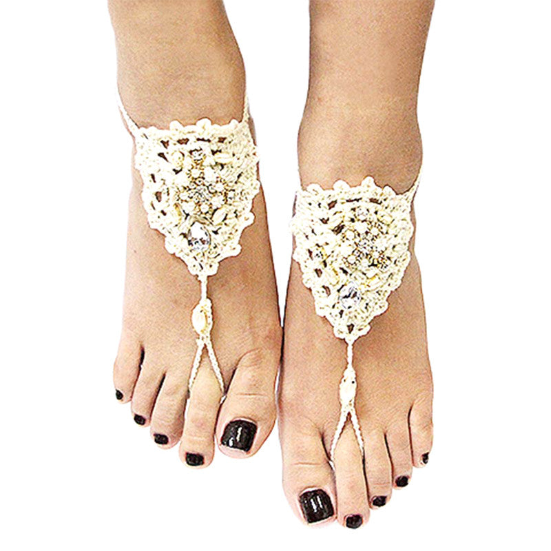 Feet Treat Anklet Set - Jewelry Buzz Box  - 2