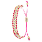 Crystal Adjustable Bracelet - Jewelry Buzz Box  - 4