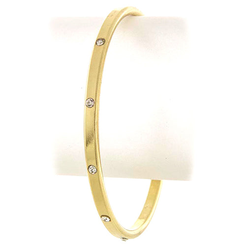 Crystal Bangle - Jewelry Buzz Box  - 2