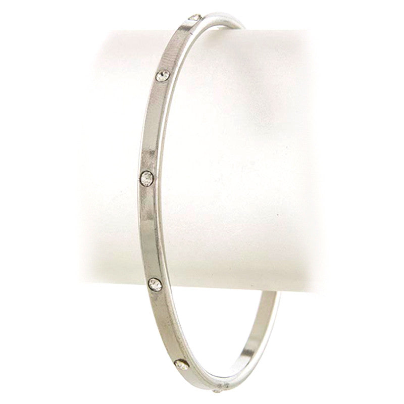 Crystal Bangle - Jewelry Buzz Box  - 3