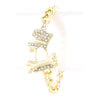Crystal Dog Toggle Bracelet - Jewelry Buzz Box  - 1