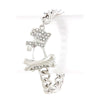 Crystal Dog Toggle Bracelet - Jewelry Buzz Box  - 2