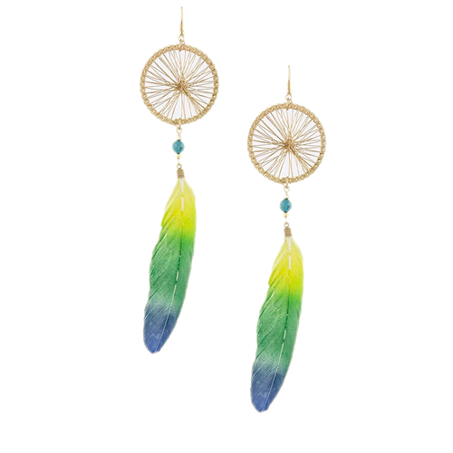 Dream Catcher Earrings - Jewelry Buzz Box  - 2