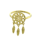 Dream Catcher Ring - Jewelry Buzz Box  - 1