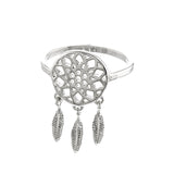 Dream Catcher Ring - Jewelry Buzz Box  - 2
