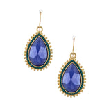 Glorious Teardrop Earrings - Jewelry Buzz Box  - 2