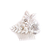 Classic Floral Hair Pin - Jewelry Buzz Box  - 2
