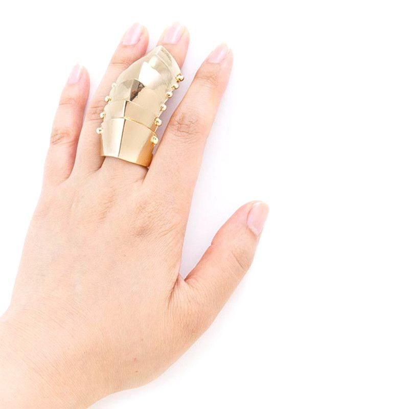 Amor Finger Ring - Jewelry Buzz Box  - 2