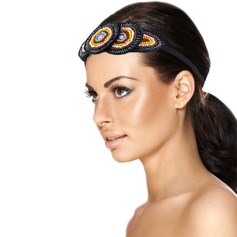 Hippie Headwrap - Jewelry Buzz Box  - 1