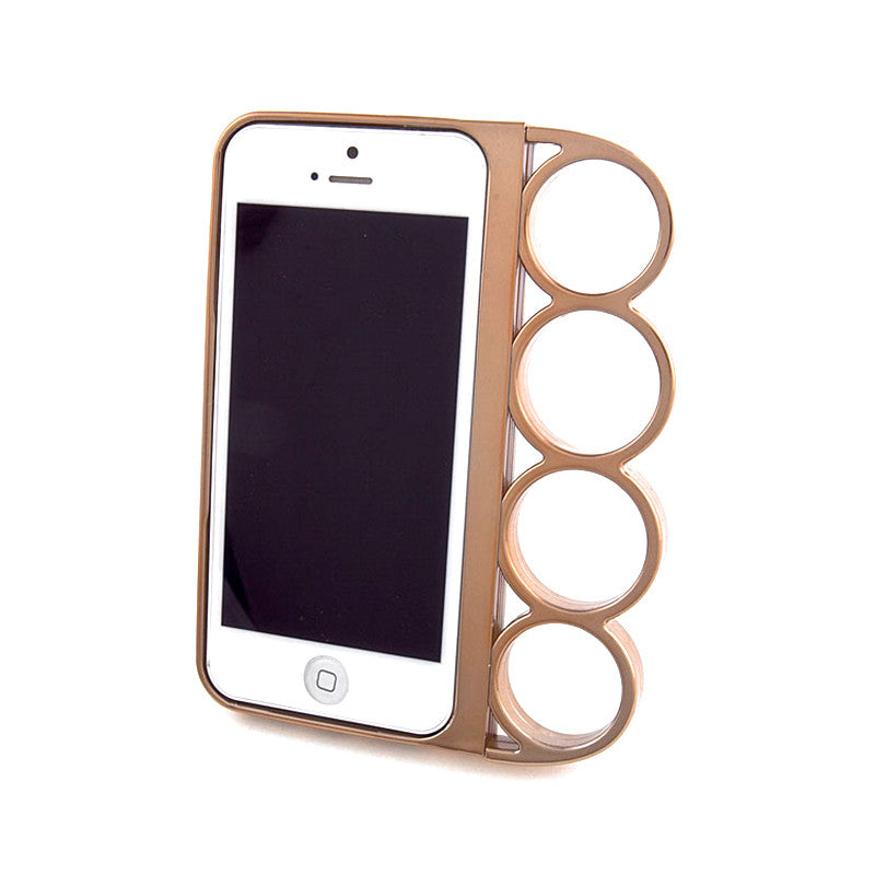 Knuckle Iphone 5 Case - Jewelry Buzz Box  - 2