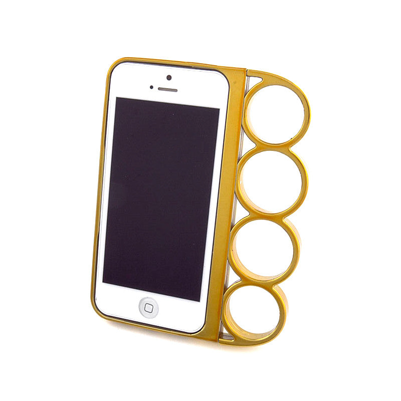 Knuckle Iphone 5 Case - Jewelry Buzz Box  - 1