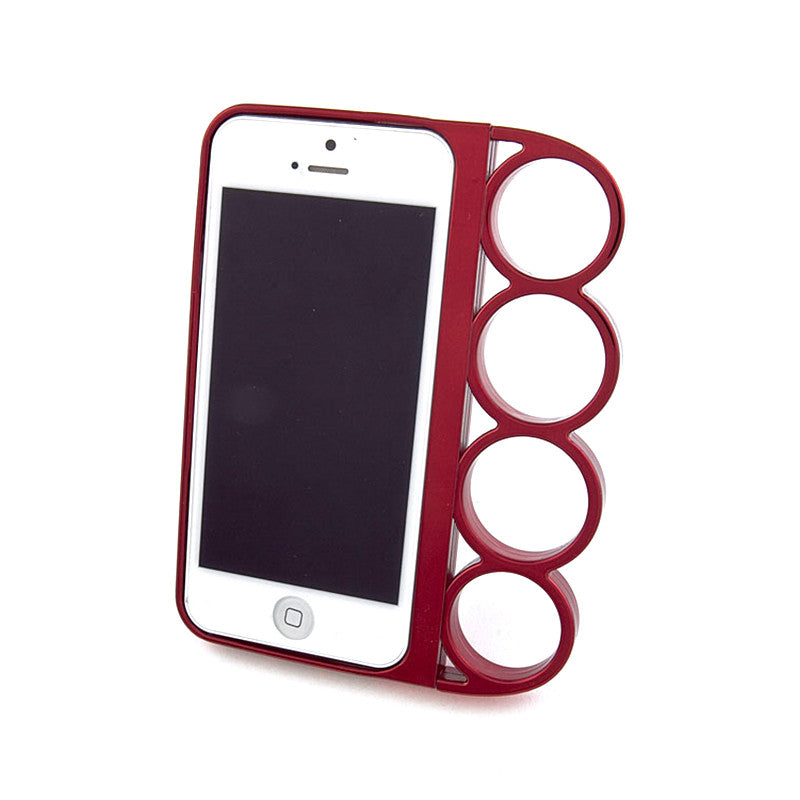 Knuckle Iphone 5 Case - Jewelry Buzz Box  - 4