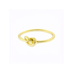 Dainty Knot Ring - Jewelry Buzz Box  - 3