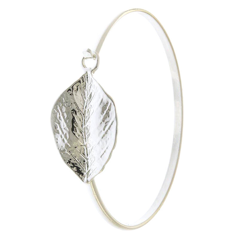 Elegant Leaf Bracelet - Jewelry Buzz Box  - 2