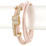 Lucky Lady Bracelet - Jewelry Buzz Box  - 4